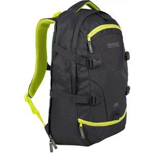 Paladen 35l Laptop Backpack - Ebony Neon Spring Regatta
