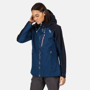 Women's Birchdale Waterproof Jacket Blue Opal Navy Regatta