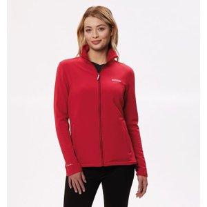 Women's Connie Iii Funnel Neck Softshell Jacket Tibetan Red Regatta