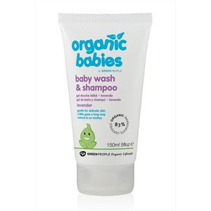Green People Organic Babies Baby Wash And Shampoo Lavender Vestry Online 5542