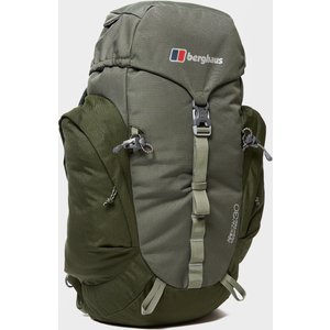 Berghaus Arrow 30l Backpack - Khaki/grn, Khaki/grn 15894140 Mens Outerwear, Khaki/GRN