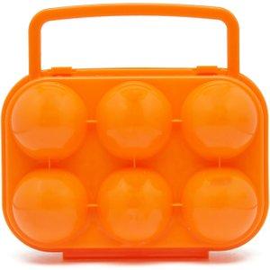 Eurohike Egg Carrier - Orange, Orange 43476 Fridges, Orange