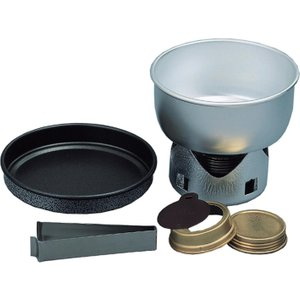 Mini Trangia Cookset - Assorted, Assorted 35117 Grills, Assorted