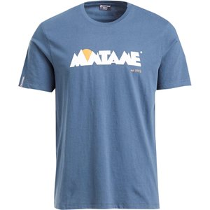 Montane Men's 1993 Tee, Blue 119869 Mens Tops, Blue