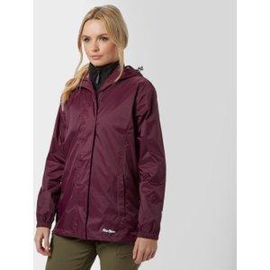 Peter Storm Women's Packable Hooded Jacket - Plm/plm, Plm/plm 15981320 General Clothing, PLM/PLM