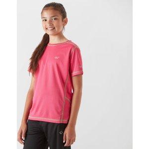 Regatta Girl's Dazzler T-shirt - Pink, Pink 90568 Girls Clothes, Pink