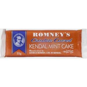 Romneys Chocolate Kendal Mint Cake 55g - Assorted, Assorted 32719 Outdoor Adventure, Assorted