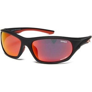 Sinner Fury Sunglasses - Black, Black 46466, Black