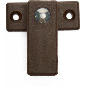 W4 Plastic Turnbuckle - Brown, Brown 52677 Auto Care, Brown