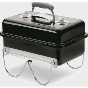 Weber Go Anywhere Charcoal Bbq, Charcoal 113677 Outdoor Adventure, Charcoal