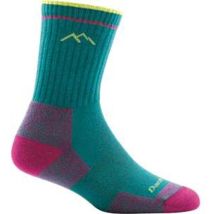 Darn Tough Womens Coolmax Micro Crew Cushion Sock Socks & Hosiery