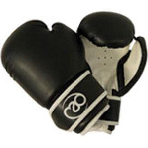 Fitness Mad Synthetic Leather Sparring Gloves Boxing
