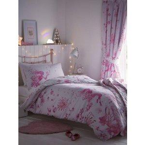 Fairy Princess Single Duvet Cover And Pillowcase Set Duv951 Home Textiles