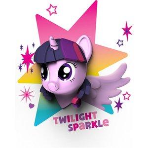 My Little Pony 3d Led Wall Light - Twilight Sparkle Pon066 Lighting