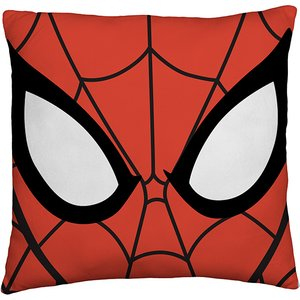 Spiderman Abstract Reversible Cushion Spi377 Furniture Accessories