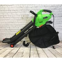 Selections 3000 Watt Electric Garden Leaf Blower Vacuum And Mulcher Gfh976