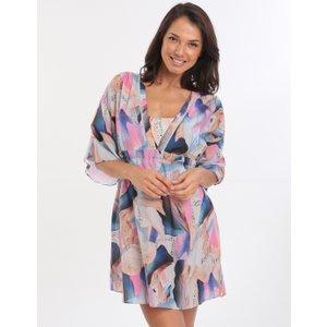 Gottex Dusk To Dawn Beach Dress - Multi, Multi