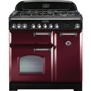 Hafele Rangemaster Classic Deluxe  90 Range Cooker, 900 Mm, Electric (ceramic) Com 9747