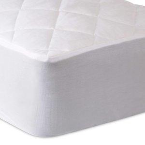 The Fine Bedding Company Boutique Silk Mattress Protector P1pfnbsd