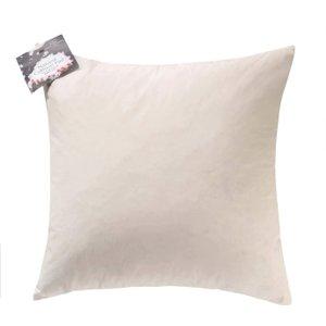 The Fine Bedding Company Feather Filled Cushion Pad N1cushfb18df