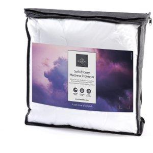 The Fine Bedding Company Soft & Cosy Mattress Protector P1pfnscxxx