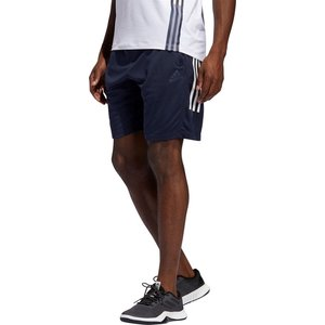 Adidas 3 Stripe Training Shorts Mens Navy 227949 M 433000, Navy