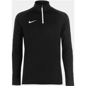 Nike Academy Drill Top Mens Black/white 239838 M 551052, Black/White