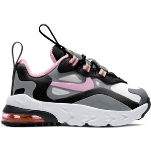Nike Air Max 270 Trainers Infant Girls Grey/pink 528244 3k 021050, Grey/Pink