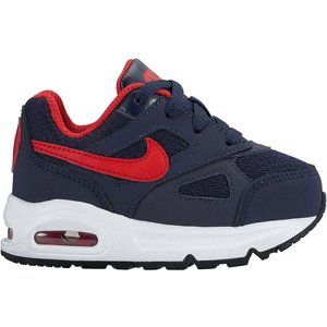 Nike Air Max Ivo Infant Boys Trainers Navy/red 391628 6k 021045, Navy/Red