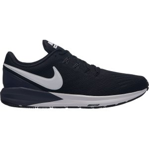 Nike Air Zoom Structure 22 Mens Running Shoes Black/white 240684 9h 212020, Black/White