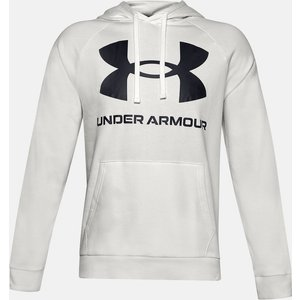 Under Armour Armour Rival Fleece Hoodie White 627784 D20c 535302, White