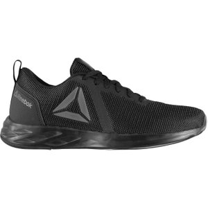 Reebok Astro Ride Essential Mens Trainers Triple Black 318133 9 120120, Triple Black