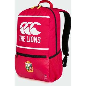 Canterbury British And Irish Lions Medium Backpack Tango Red 402349 Ones 709062, TANGO RED