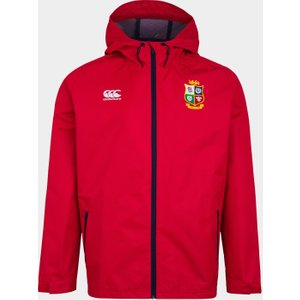 Canterbury British And Irish Lions Water Resistant Jacket Mens Tango Red 402226 3xl 384724, TANGO RED