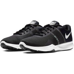 Nike City Trainer 2 Ladies Trainers Black/white 228815 4h 273121, Black/White