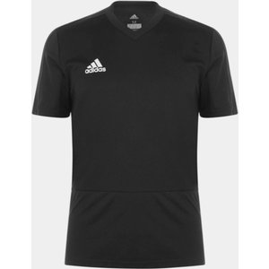 Adidas Climacool V Neck T Shirt Mens Black/white 361368 L 623054, Black/White