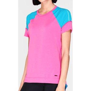 Sugoi Coast Short Sleeve T-shirt Ladies Pink 292514 S 639409, Pink
