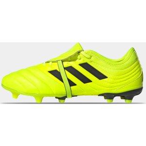Adidas Copa 19.2 Fg Football Boots Solyellow/black 275857 8 203023, SolYellow/Black