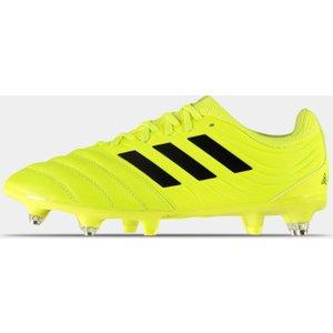 Adidas Copa 19.3 Sg Football Boots Solyellow/black 275756 10h 193037, SolYellow/Black