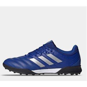Adidas Copa 20.3 Football Trainers Turf Blue/metsilver 399798 10h 263122, Blue/MetSilver