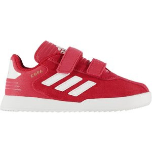Adidas Copa Super Infant Street Trainers Red/white 325697 6k 023403, Red/White