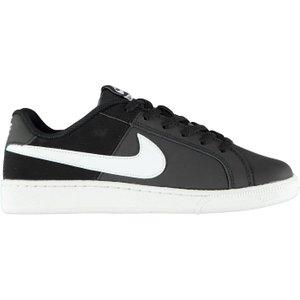 Nike Court Royale Ladies Trainers Black/white 247437 7 274217, Black/White