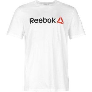 Reebok Delta Logo T Shirt Mens White 254575 M 595000, White