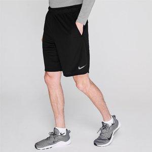Nike Dri Fit Mens Training Shorts Black 143960 Xxl 471057, Black