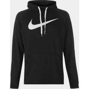 Nike Dry Swoosh Hoody Mens Black 243230 Xl 531069, Black