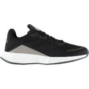 Adidas Duramo Sl Womens Trainers Blk/grey/red/wh 406420 6h 271216, Blk/Grey/Red/Wh