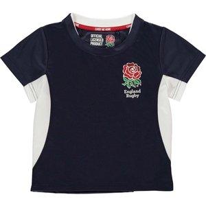 Rfu England Poly T Shirt Infant Boys Navy 226891 34y 384171, Navy