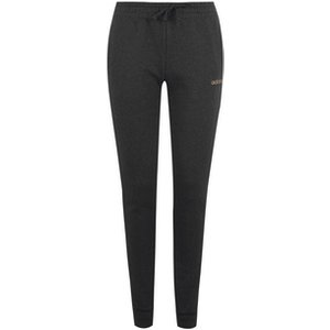 Adidas Essential Jogging Bottoms Ladies Charcoal 387263 S 671174, Charcoal