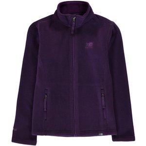Karrimor Fleece Jacket Junior Blackberry 282519 S 448006, Blackberry