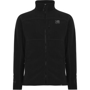 Karrimor Fleece Jacket Mens Charcoal 232654 L 443519, Charcoal